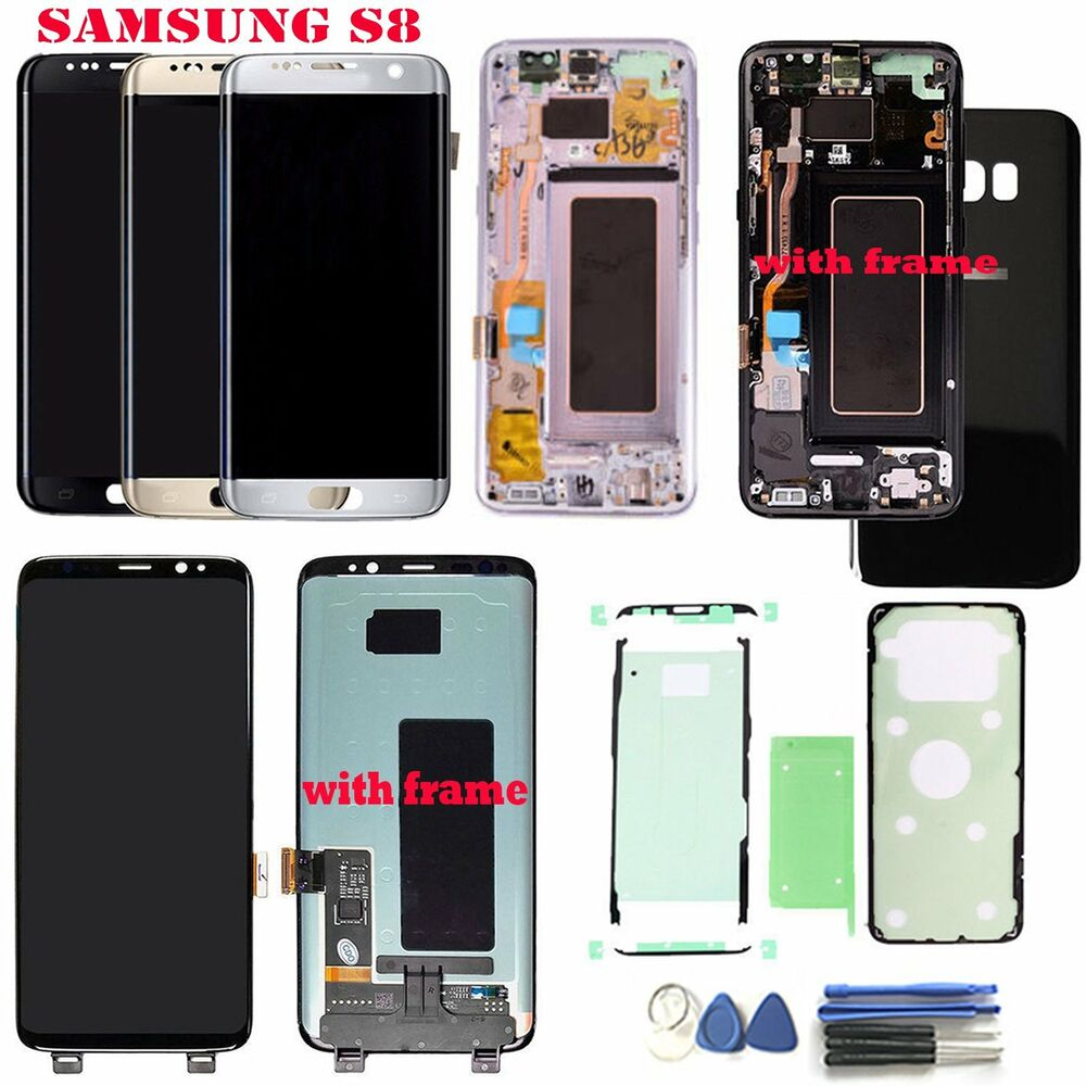 For Samsung Galaxy S8 G950 G950F LCD Display Touch Screen