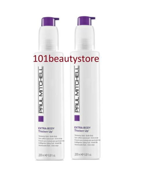 PAUL MITCHELL Extra-Body Thicken Up Styling Liquid 6.8oz  / 200ml *NEW*