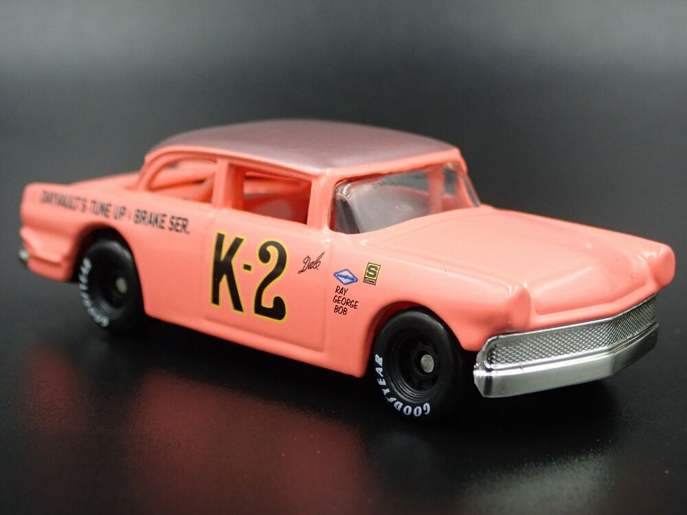 b79435bb671 Details about 1956 FORD CROWN VICTORIA RARE 1 64 SCALE DALE EARNHARDT  DIECAST MODEL CAR