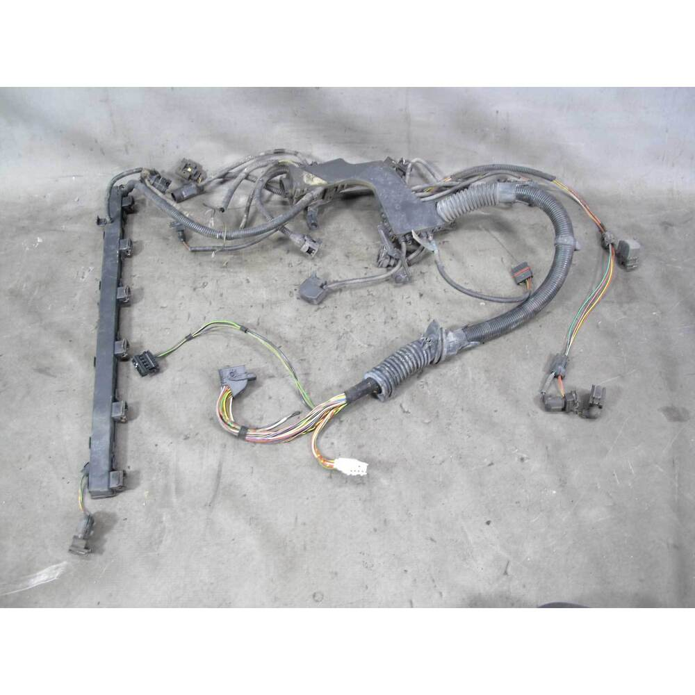 2003 2006 bmw e46 325i sulev m56 25l engine wiring harness 6