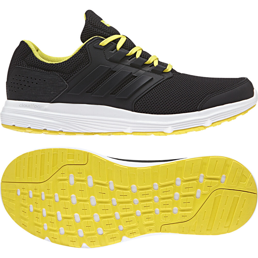 Details about Adidas Men Running Shoes Galaxy 4 Trainers Cloudfoam Training  B75576 New c753254bd