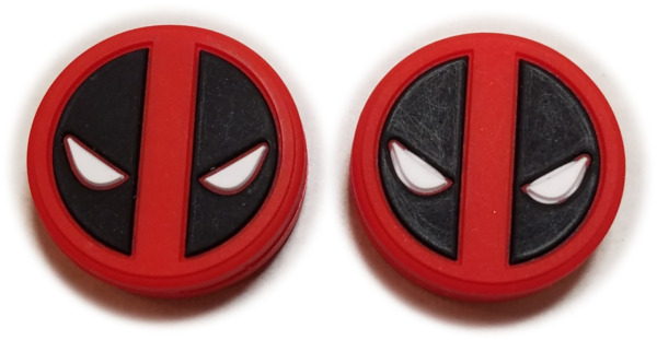 **NEW** 2X DEADPOOL SILICONE VIBRATION DAMPENERS FOR TENNIS RACQUETS