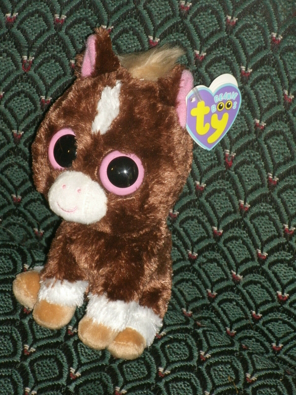 19d47f79109 ... UPC 008421360765 product image for Nt Ty Beanie Boos Dakota The 6 ...