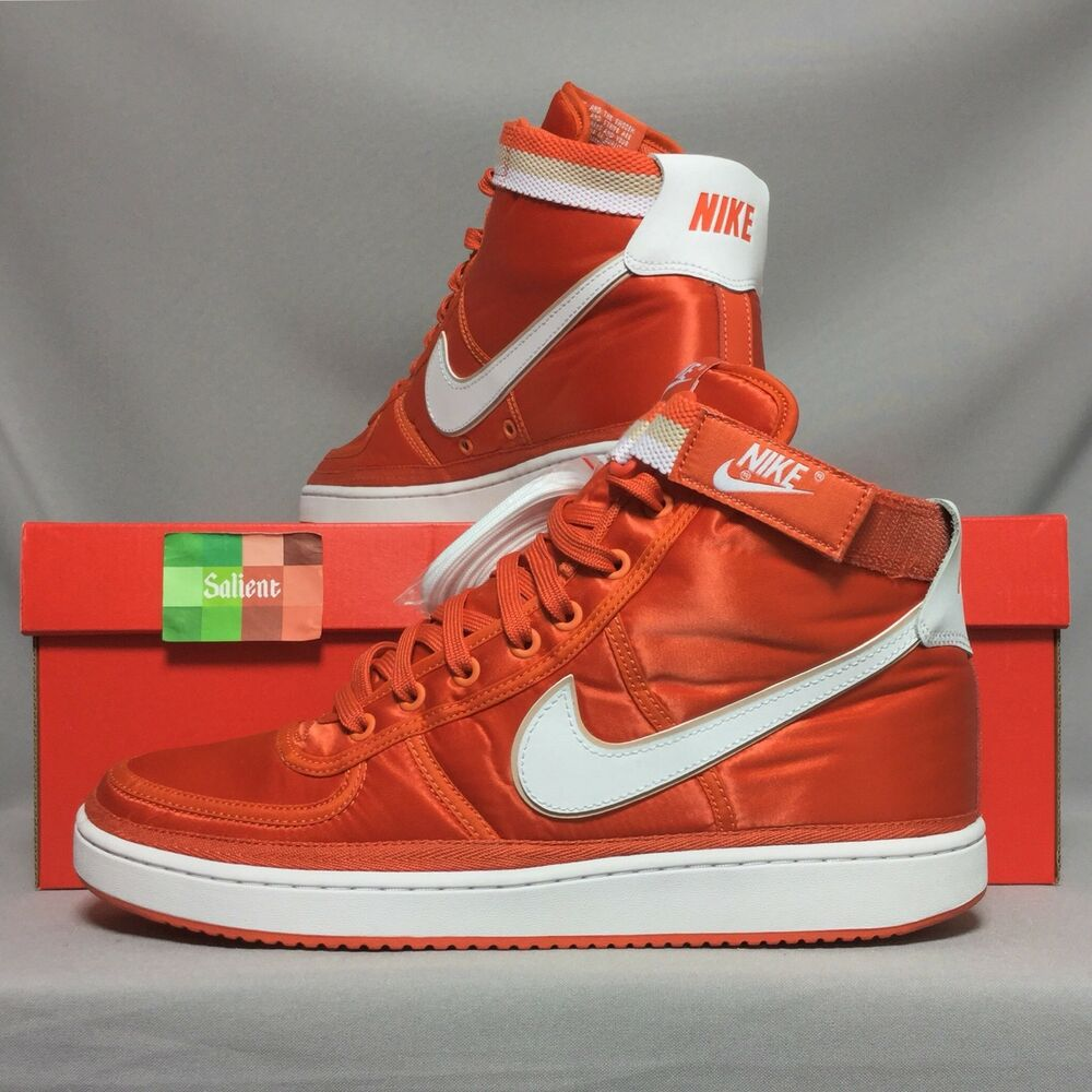 super popular 36b35 9cf94 Details about Nike Vandal High Supreme UK11 318330-800 EUR46 US12 Coral  White terminator