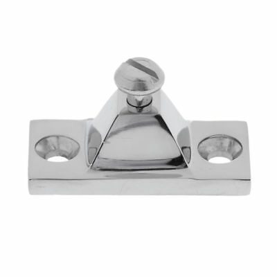 316 Stainless Steel Side Mount Deck Hinge for Boat Bimini Top Fitting Hardware