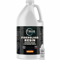 Kyпить Polyester Fiberglass Laminating Resin with Hardener - 1 Gallon Marine Boat на еВаy.соm