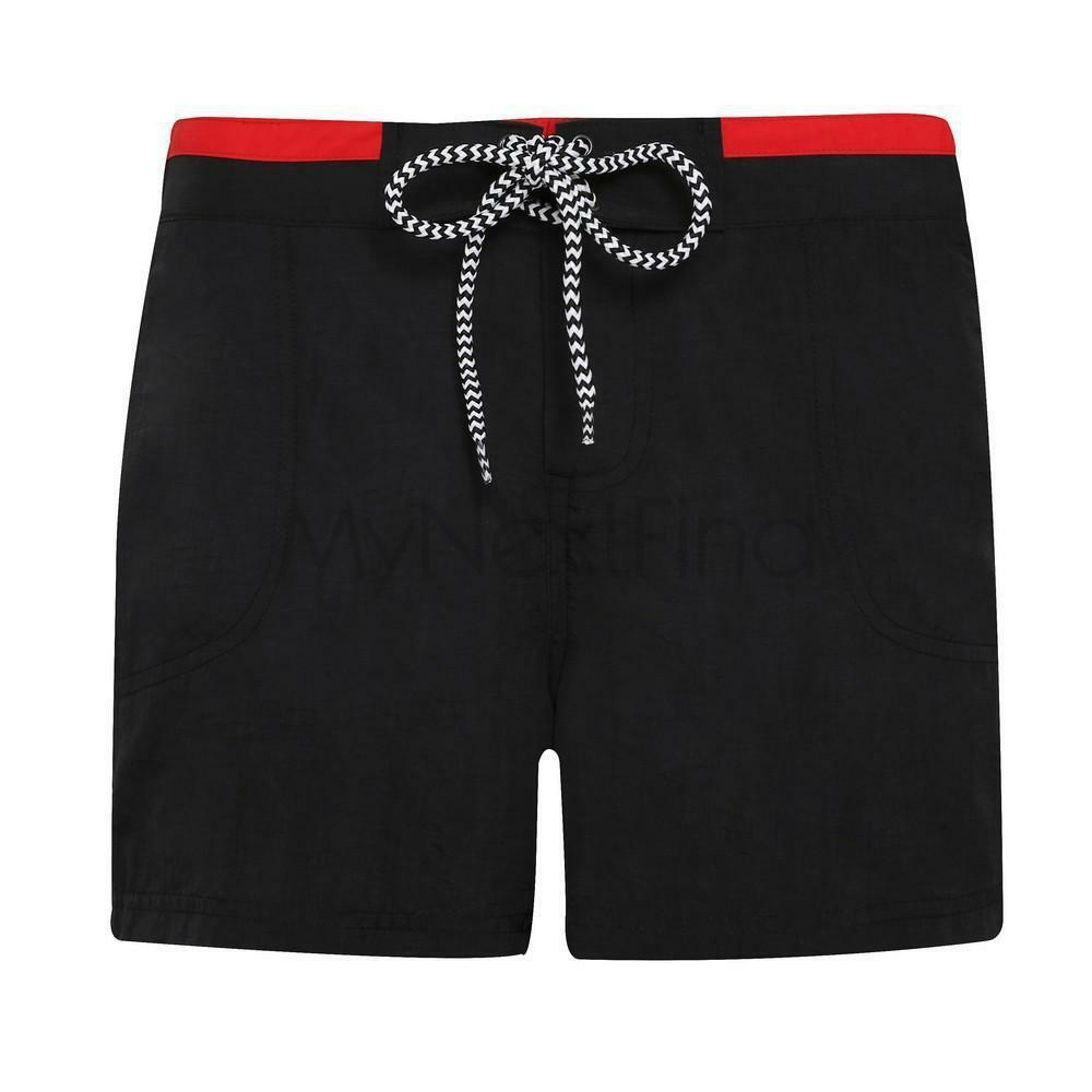 ed30948137144 Details about Asquith & Fox Womens Swim Shorts