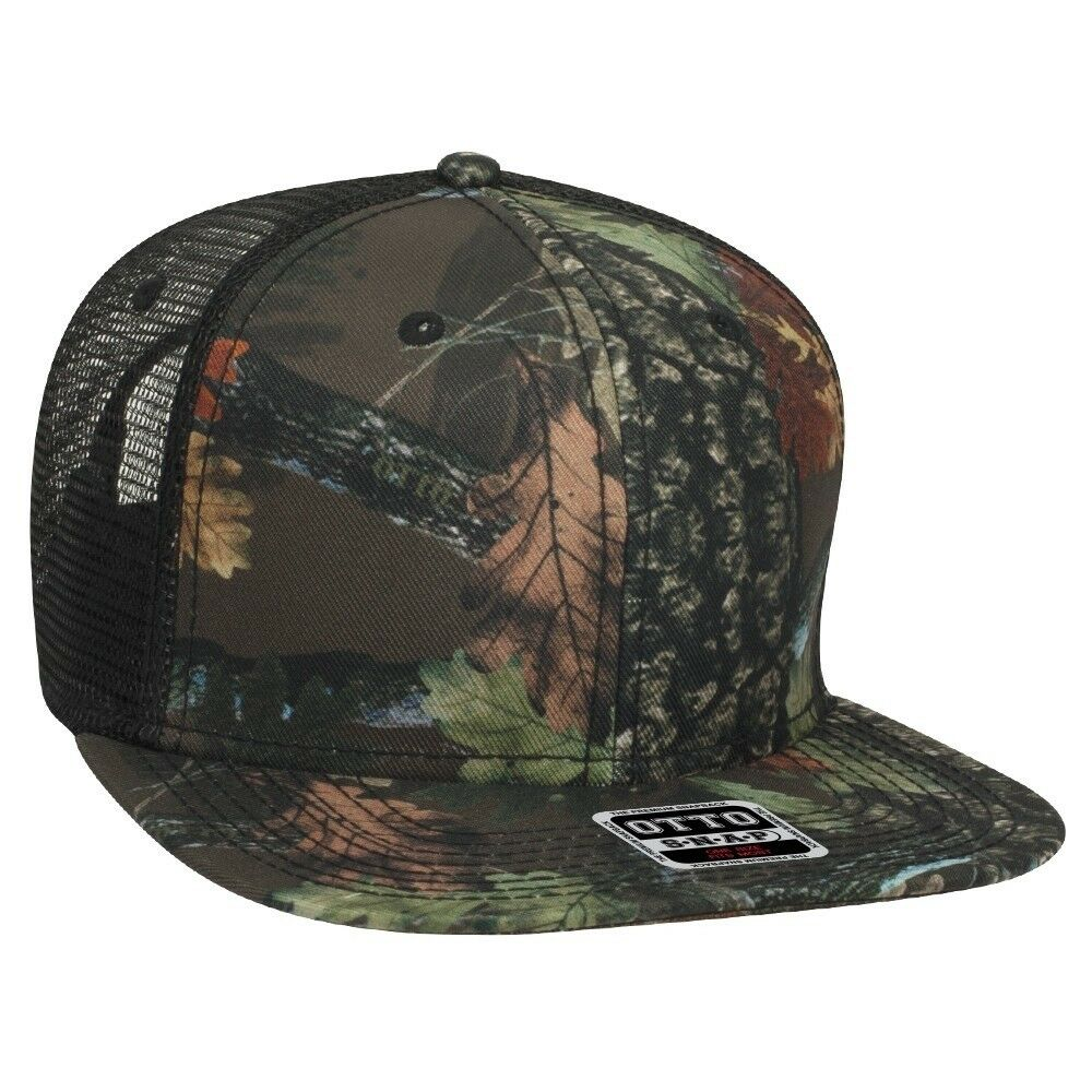 6b7e615af05fd Details about Otto Real tree Camo Snapback Hat   Cap brand new multiple  available