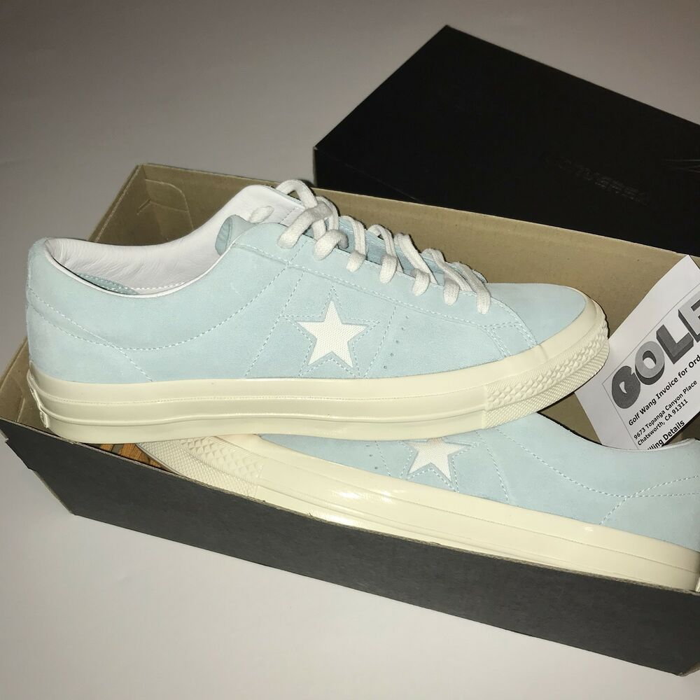 4e5cc5e5024 Details about converse tyler the creator one star size golf le fleur first  release rare jpg