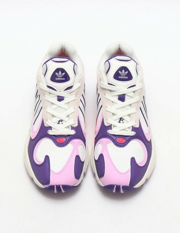 free shipping cc509 152c4 Details about Dragon Ball Z x Adidas YUNG ~ 1 DB Freeza Collaboration  Limited Japan Size 9 NEW