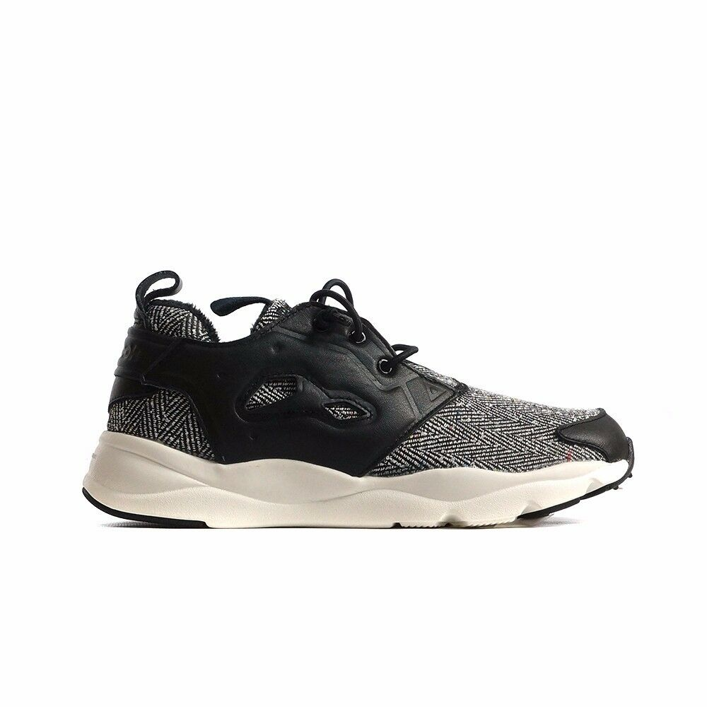 reputable site 8c782 4dc7e Details about Reebok Furylite Winter (BLACK CHALK) Women s Shoes V70752