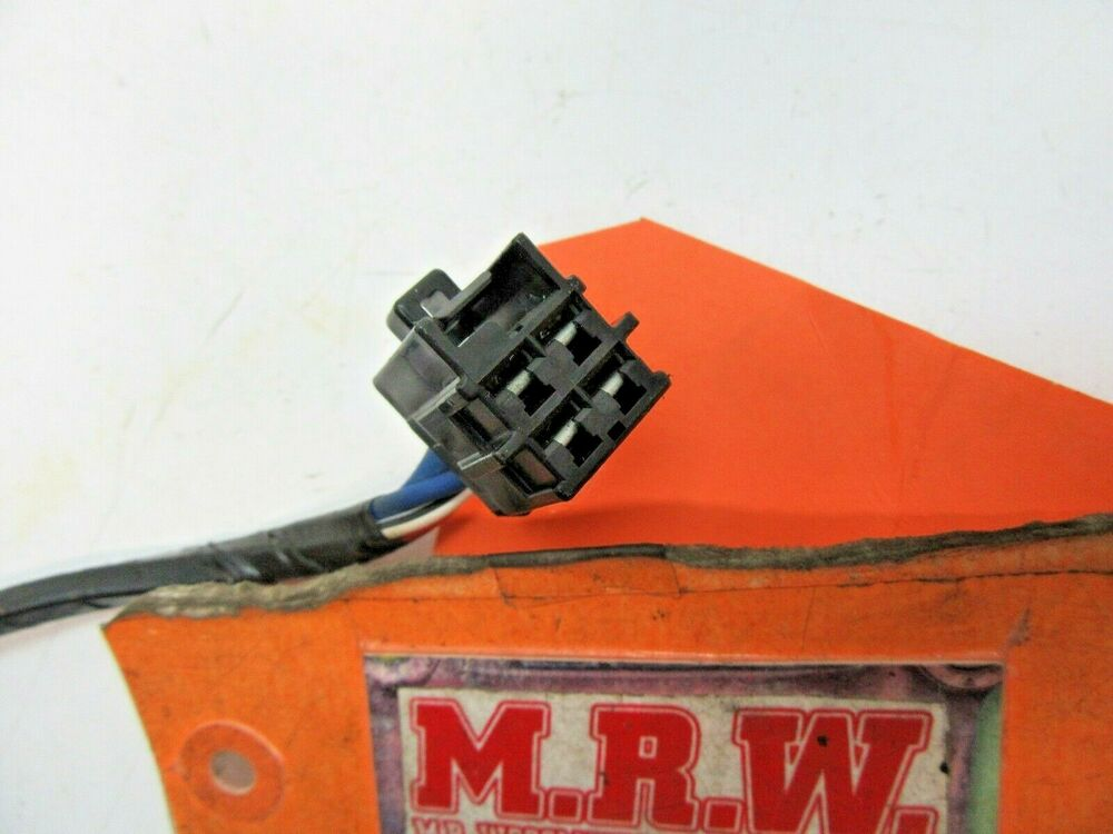 Wire Plug Connector Pigtail Blower Resistor Heater Blower