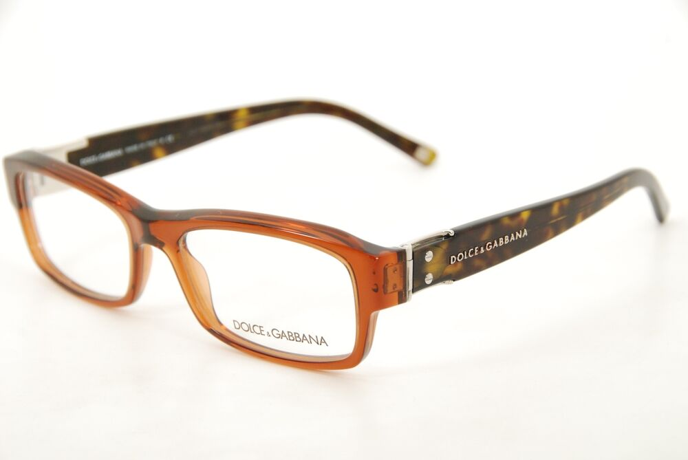 6dd94bce262b Details about New Authentic Dolce   Gabbana 3069 1518 Brown Tortoise 54mm  Eyeglasses RX w Case