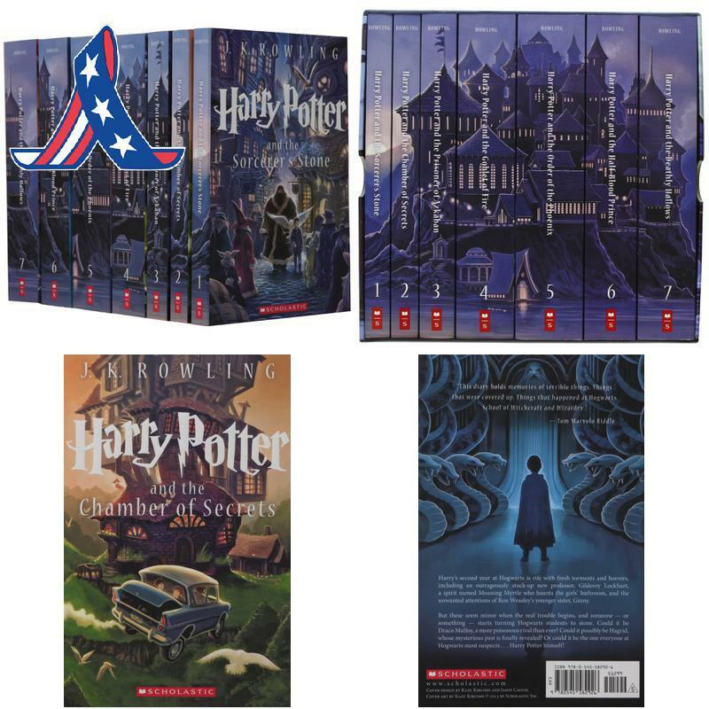 Harry Potter Book Series For