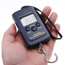 Hanging Luggage Electronic Portable Digital Scale lb oz Weight scale 40kg x 20g