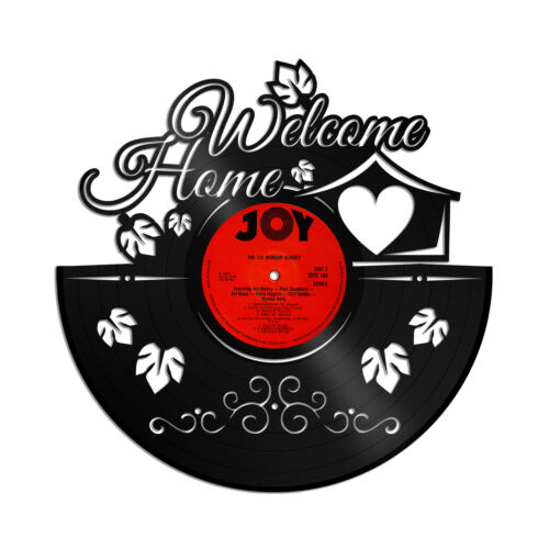 Housewarming Vinyl Wall Art Unique Design Gift for Home and Kitchen Decoration