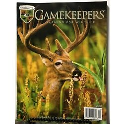 Gamekeepers Farming For Wildlife Summer 2014 FREE SHIPPING JB