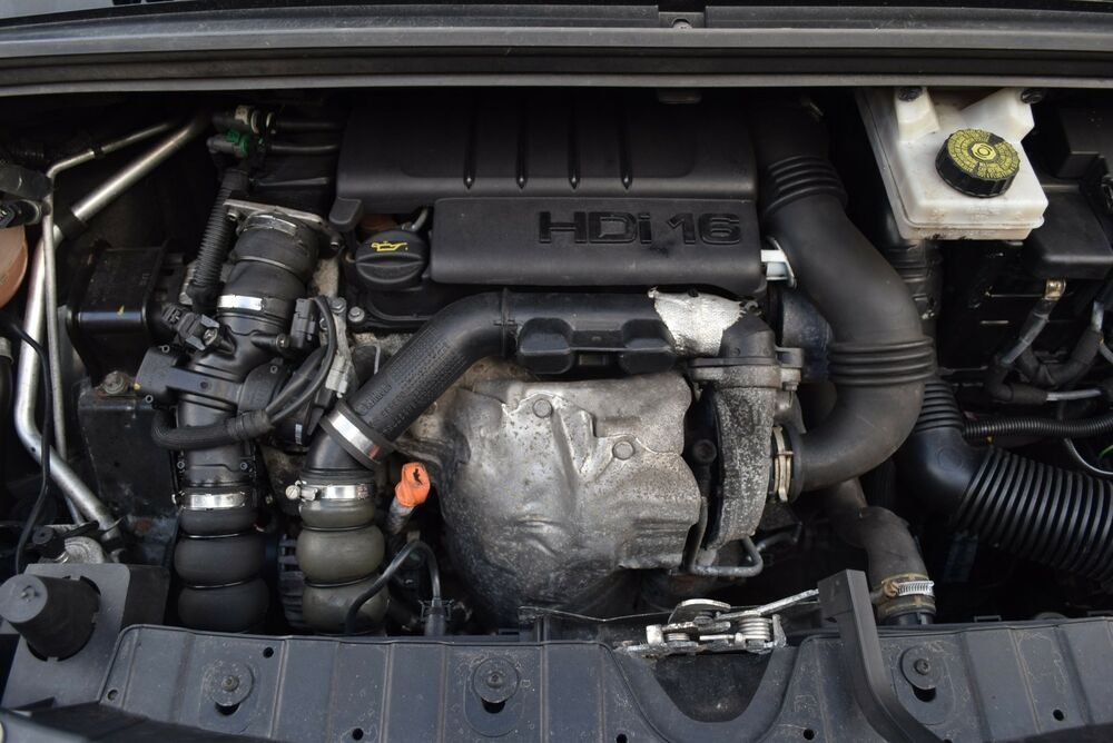 2010 PEUGEOT 3008 1.6 HDI 9HZ ENGINE WITH HIGH PRESSURE