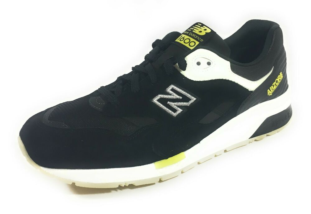 the best attitude 54c26 0e670 New Balance 1600 Elite Edition Solarized Shoes Mens Size 11 Black CM1600EC  889516617267 | eBay