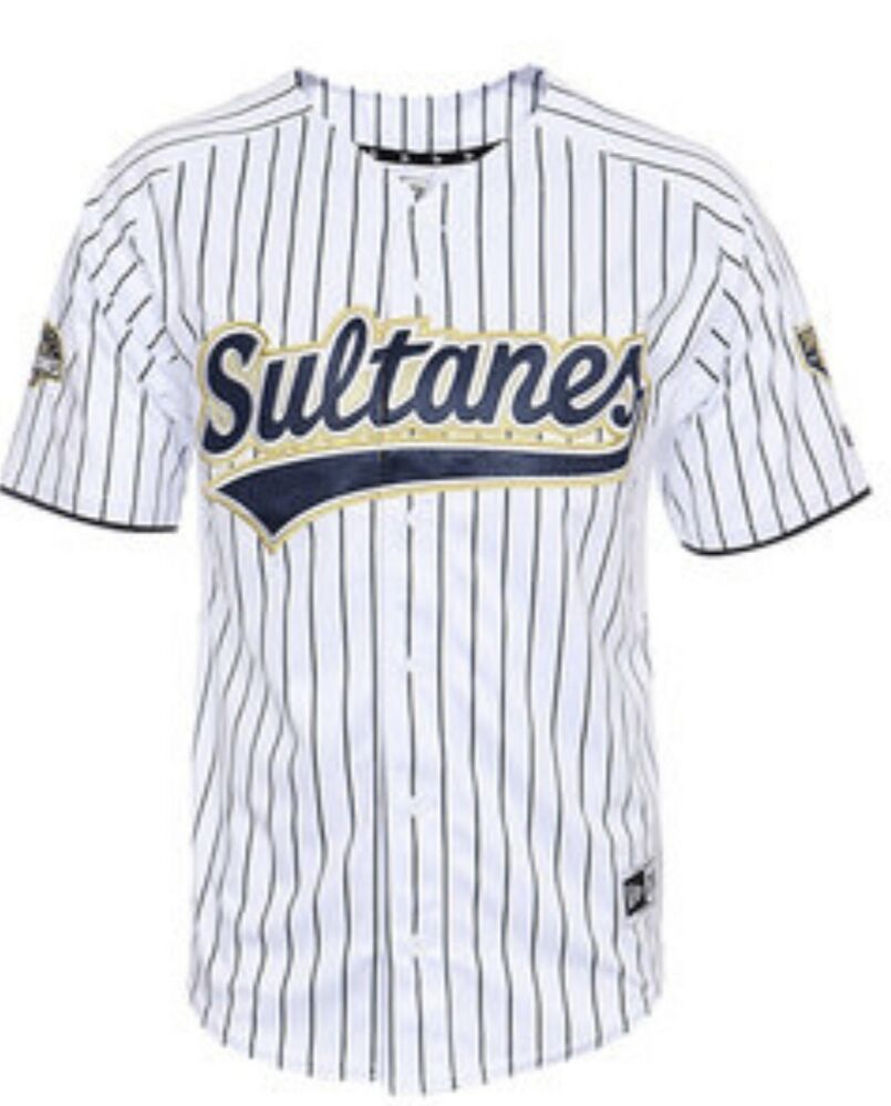 c6a99319d NEW Sultanes de Monterrey 2019 CLASSIC Baseball Jersey 100% AUTHENTIC by NEW  ERA