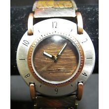 Watchcraft by Artist Eduardo Milieris Limited Edition Unisex Watch 372/1000
