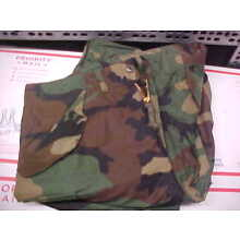 Small Long Pants Trousers Cold Weather Woodland Camouflage Combat BDU loc#25