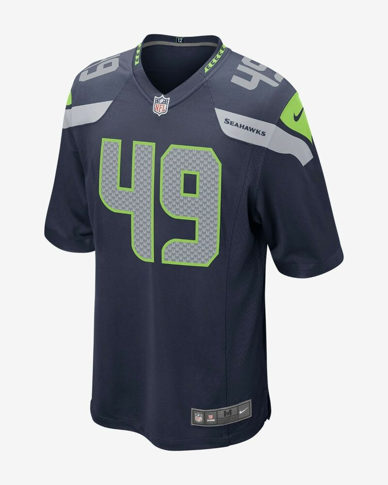 Brand New 2018 Nike NFL Seattle Seahawks Shaquem Griffin  49 Game Jersey  Size XL  aee1a4d63