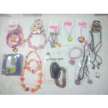 Girls jewelry. Paw patrol, The Children's place, emoji, mood necklaces + more