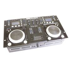 Gem Sound New York CMP-500 Dual CD Player / DJ Mixer