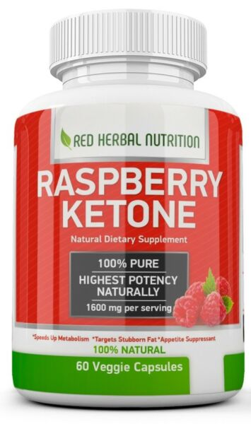 Weight Loss RASPBERRY KETONE 1600mg Extremely Fast Acting Fat Burner Strong