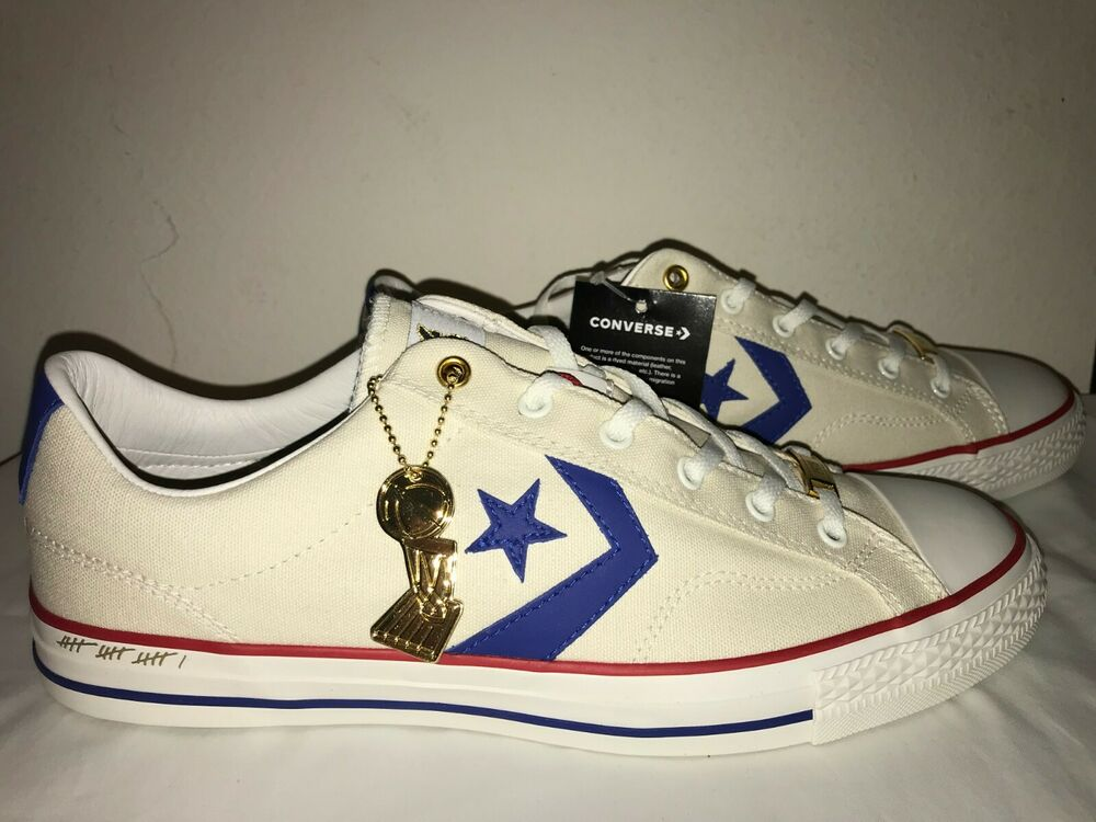 067768614f06 Converse Star Player OX INTANGIBLES THINK The 16 1978 Dr J Julius Erving 11  DS