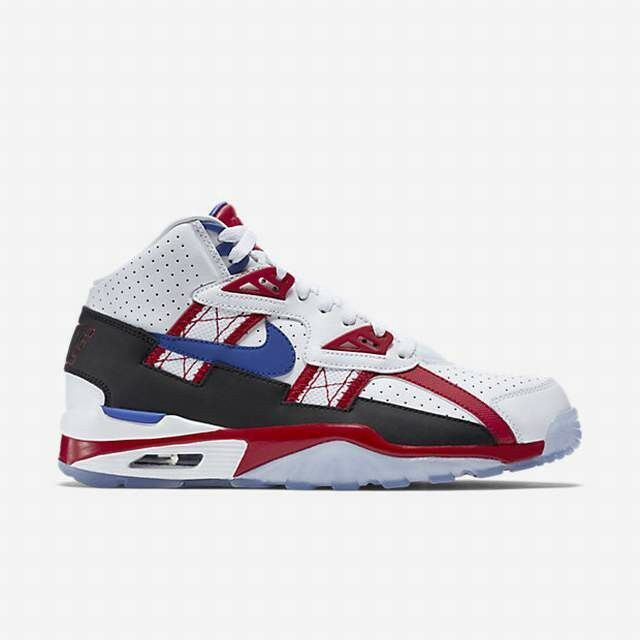 hot sale online c52c8 138bf Details about Nike MENS Air Trainer SC High LE QS BO KNOWS HOCKEY SIZE 12  BRAND NEW Bo Jackson