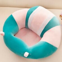 Kids Baby Support Seat Chair Pillow Cushion Sofa Plush Learning Sit Chair Holder