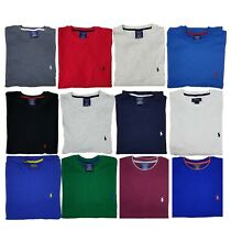 *New - Polo Ralph Lauren Mens Waffle Knit Thermal Long sleeve shirts :  S - XXL