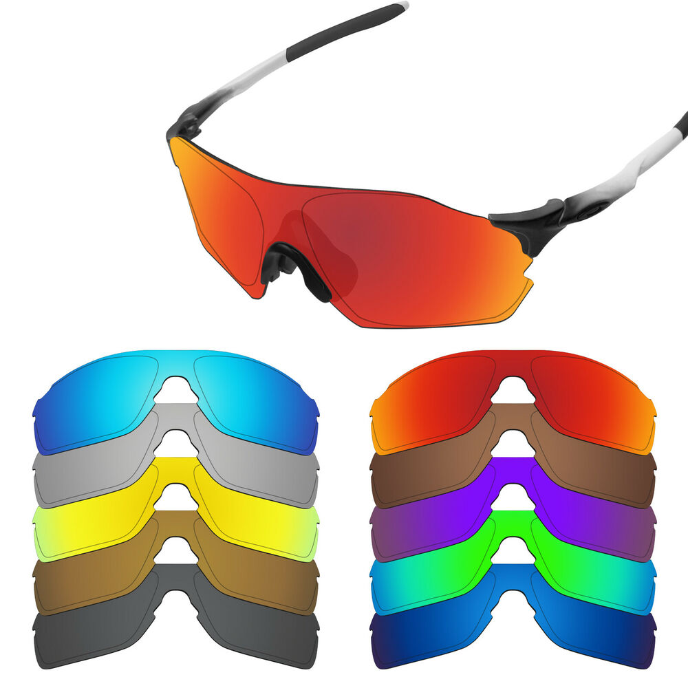 0a2135fb901fe Details about Tintart Replacement Lenses for-Oakley EVZero Pitch Sunglasses  - Multiple Options