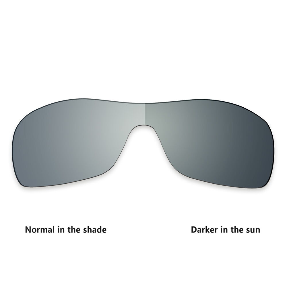 c0aaaec98744 Details about T.A.N Polarized Replacement Lenses for-Oakley Antix Sunglasses  Photochromic