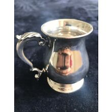 Sterling Silver Creamer From England