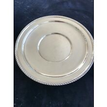 Sterling Silver Tray Platter Plate Large