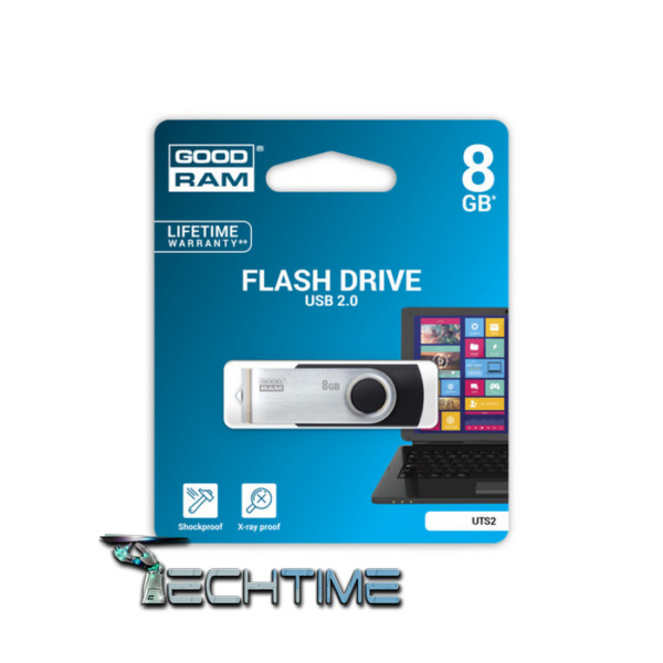 PENNA USB FLASH DRIVE 4GB 2.0 GOOD RAM CHIAVETTA MEMORIA PENDRIVE