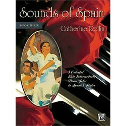SOUNDS OF SPAIN 3 ROLLIN FED13 FED24