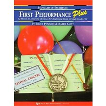 Standard of Excellence: First Performance Plus Drum and Mallet Percussion