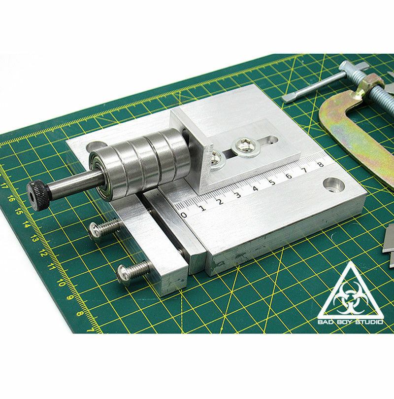 Details about Professional Leather splitter paring cutting machine DIY Leather  Strip cutter T