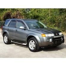 2005 Saturn Vue AWD 4WD LEATHER! NEW TIRES! 1-OWNER! 76K Mls! LEATHER HEATD SEATS KEYLESS ENTRY CRUISE CONTROL MP3 CD-PLAYER RUNS DRIVES GREAT