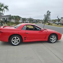 1995 Mitsubishi 3000GT Spyder 1995 Mitsubishi 3000GT Spyder SL.  Working convertible top CLEAN TITLE NO BRANDS