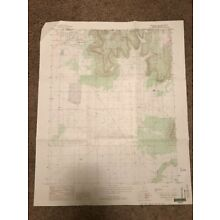 Colorado City AZ USGS Topographic Map Arizona Topo 7.5 Minute Mojave Co.