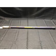 New Warrior Dolomite Hydro Lacrosse Stick Handle Shaft Gray Neon Yellow Green