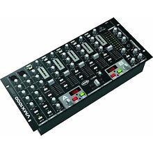 Behringer Pro Mixer VMX1000USB Professional 7-Channel Rack-Mount DJ Mixer BPM