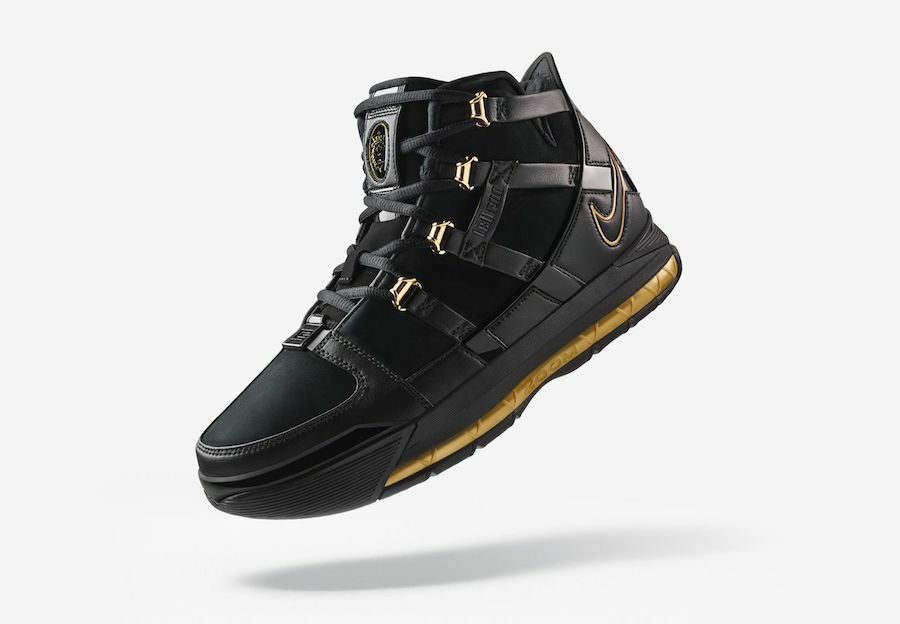 d20eb6113dd1 Details about NIKE ZOOM LEBRON III 3 QS