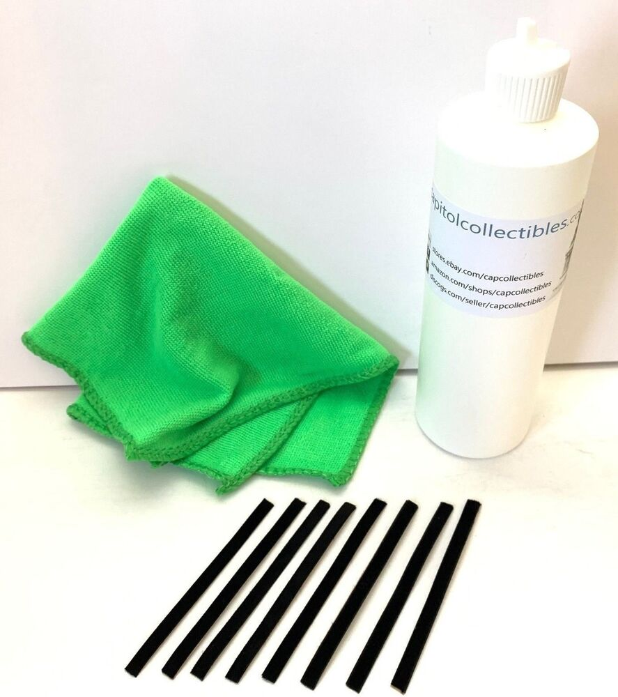 Cleaning Kit Lp Vinyl Records Solution Fluid Cleaner 8