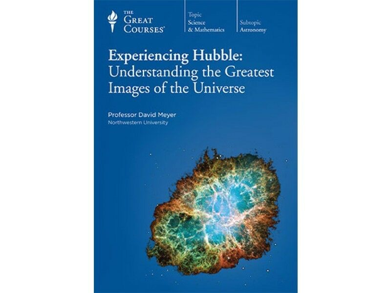 ISBN 9781598037210 product image for Teaching Co Great Courses Dvds Experiencing Hubble & Sealed Includes Guide | upcitemdb.com